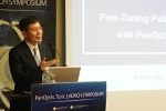 윤길중 원장님, Panoptix Toric launching Symposium참석